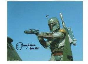 Jeremy Bulloch in Star Wars